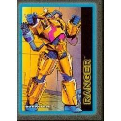 1993 Skybox Ultraverse: Series 1 RANGER #28