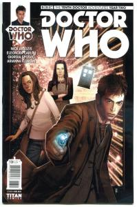 DOCTOR WHO #13 14 15 A, NM, 10th, Tardis, 2015, Titan, 1st, more in store,Sci-fi