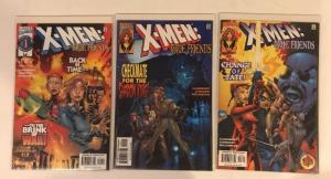 X-men True Friends 1-3 Complete Near Mint Lot Set Run