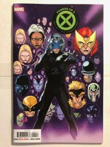 Powers of X #4 (2019) - 1st Print