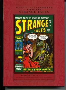 Marvel Masterworks Atlas Era Strange Tales-#1-10-Color Reprints-Hardcover