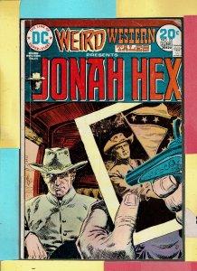 WEIRD WESTERN TALES JONAH HEX 22