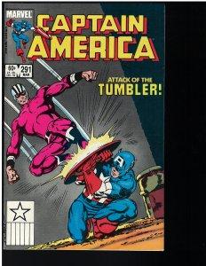 Captain America #291 (Marvel, 1984)