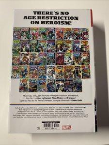 Power Pack Classic Omnibus Mint Sealed Marvel Hc Tpb