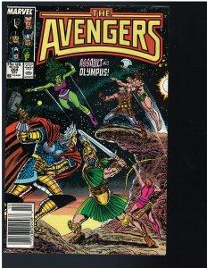 Avengers #284 (Marvel, 1987) VF
