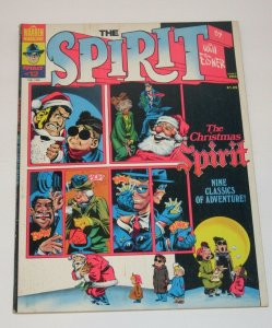 The Spirit #12 February 1976 Warren Magazine FN/VF