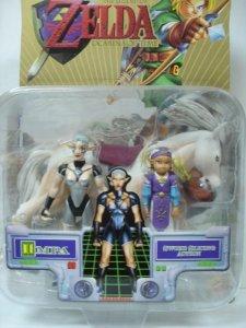 The Legends Of Zelda: IMPA (muñeco)