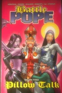 Battle Pope by Kirkman Vol. 3 Pillow Talk