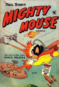 Mighty Mouse (1947 Series) #41, Poor (Stock photo)