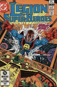 Legion of Super-Heroes, The (2nd Series) #285 FN; DC   save on shipping - detail