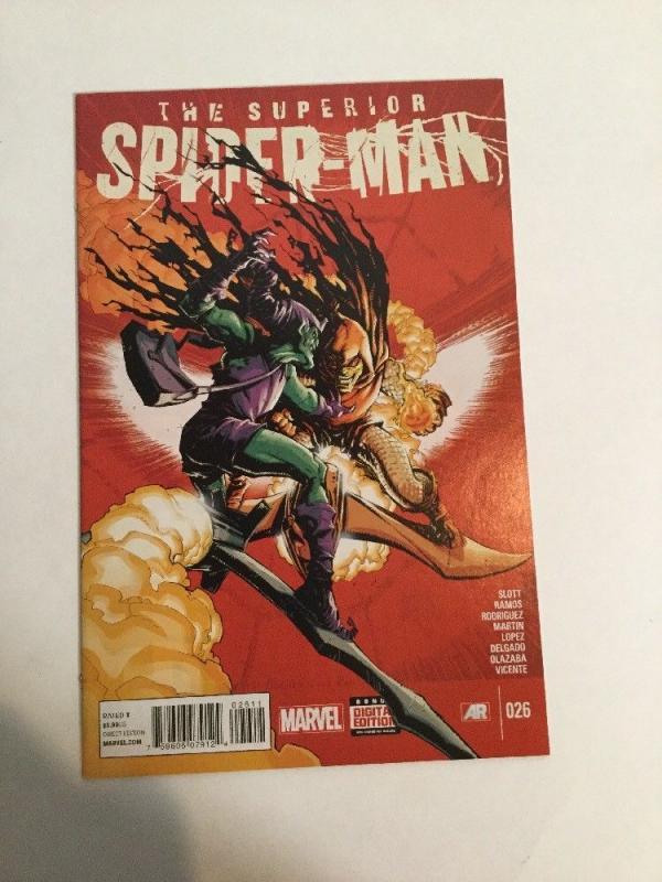 Superior Spider-Man 026 NM Near Mint