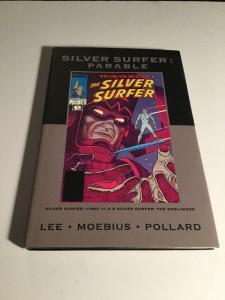 Silver Surfer: Parable Marvel Premiere Classic Vol 91 HC Hardcover Marvel Comics