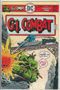 G.I. Combat #188 (Mar-76) NM- High-Grade The Haunted Tank