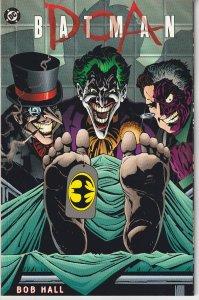 Batman – D.O.A. Joker ! Penguin ! Two Face !