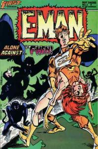 E-Man (2nd Series) #2 VF/NM; First | save on shipping - details inside