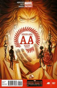 Avengers Arena #7 VF/NM; Marvel   save on shipping - details inside