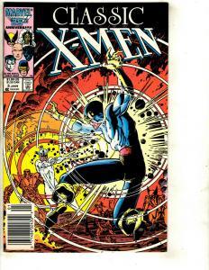 Lot Of 12 Comics Classic X-men # 5 14 16 18 19 20 23 24 25 26 27 29 WS4