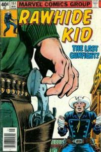 Rawhide Kid (1st Series) #151 FN; Marvel | save on shipping - details inside