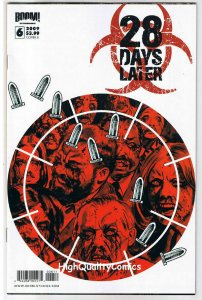 28 DAYS LATER 6, VF, Zombie, Horror, Walking  Dead, 1st, 2009, more in store