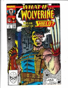 WHAT IF WOLVERINE WAS A AGENT OF SHIELD? #7  FN/VF  SAVE ON SHIPPING
