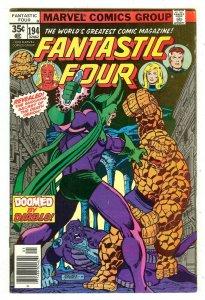 Fantastic Four 194