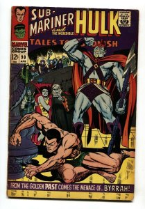 Tales To Astonish #93 1967-First ABOMINATION-Marvel comic book
