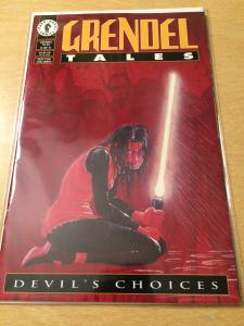 Grendel Tales #3 Devil's Choices