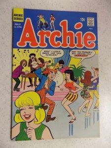 ARCHIE # 174 ARCHIE JUGHEAD VERONICA BETTY RIVERDALE CARTOON