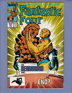 Fantastic Four #317 NM- Marvel 1988