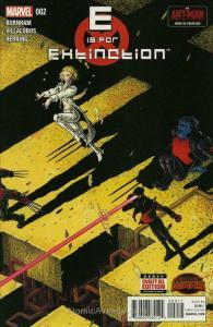 E Is For Extinction #2 FN; Marvel   save on shipping - details inside