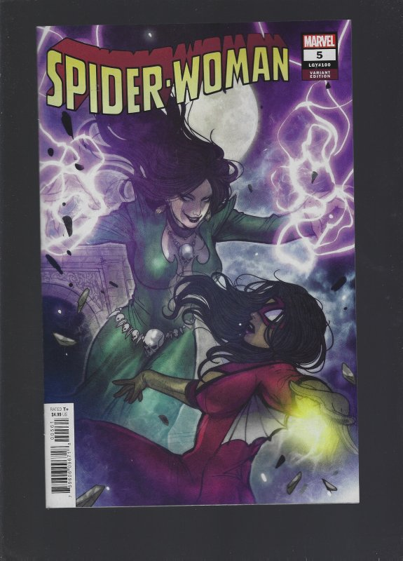 Spider-Woman #5 Variant (2020)