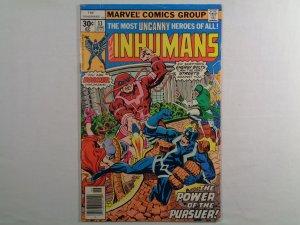 Inhumans #11 Marvel Comics 1976