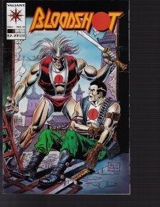 Bloodshot #11 (Valiant, 1993) NM