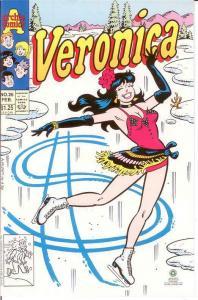 VERONICA (1989)26 VF-NM Feb. 1993 COMICS BOOK