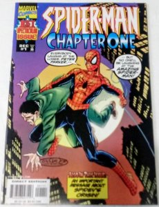 Spider-Man: Chapter One #1 (VF/NM) 1998 John Byrne Marvel Comics ID02A