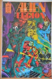 Alien Legion #17 (1990) NM