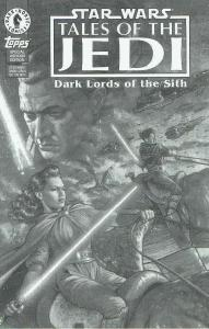 Star Wars: Tales of the Jedi—Dark Lords of the Sith Ashcan #1 VF/NM; Dark Horse
