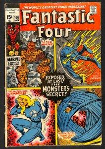 Fantastic Four #106 (1971)