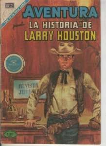 Aventura numero 688: La historia de Larry Houston