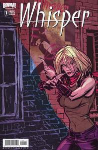 Whisper (Boom!) #1 VF/NM; Boom! | save on shipping - details inside
