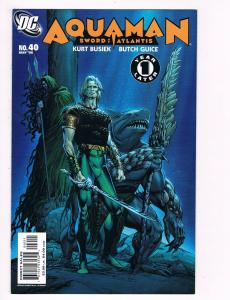 Aquaman # 40 DC Comic Books Hi-Res Scans Awesome Issue Modern Age WOW!!!!!!! S17