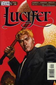 Lucifer (Vertigo) #35 FN; DC/Vertigo   save on shipping - details inside