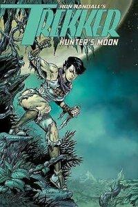 Trekker: Hunter's Moon TPB #1 VF/NM; Scufprint | save on shipping - details insi