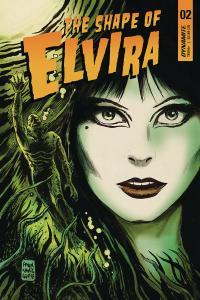 Elvira Shape Of Elvira #2 Cvr A Francavilla Variant (Dynamite, 2019) NM
