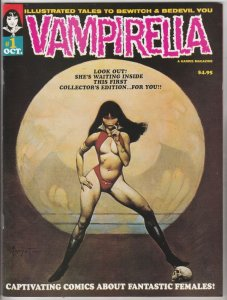 Vampirella Magazine #1 (Jan-04) NM/NM- High-Grade