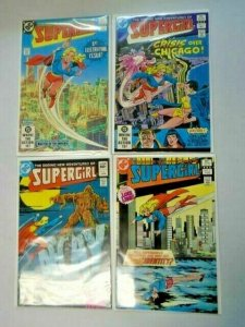 Supergirl (2nd Series) Run: #1-4 8.0 VF (1982-1983)