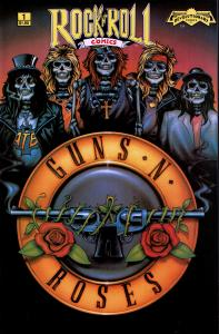 Rock N Roll Comics #1 - Guns N Roses - NM