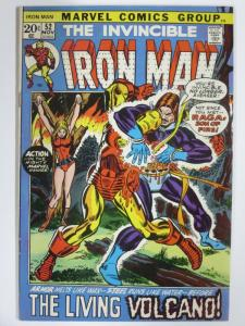 IRON MAN 52 VG+  Nov. 1972