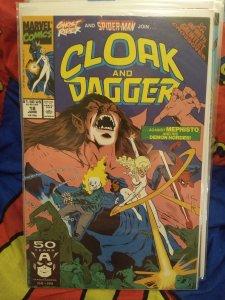 Cloak and Dagger #18 NM