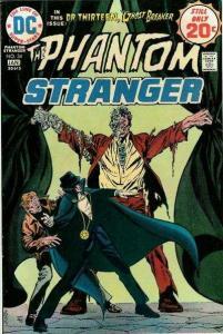 Phantom Stranger (1969 series) #34, Fine- (Stock photo)